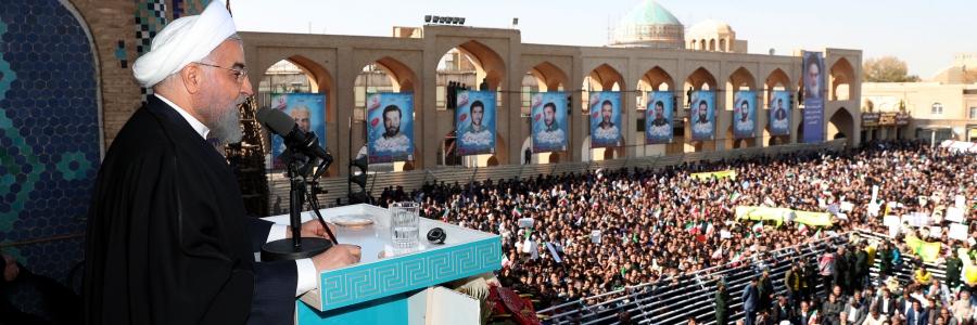 روحانی: قوه قضاییه درباره فساد ۲ میلیارد و ۷۰۰ میلیون دلاری توضیح دهد