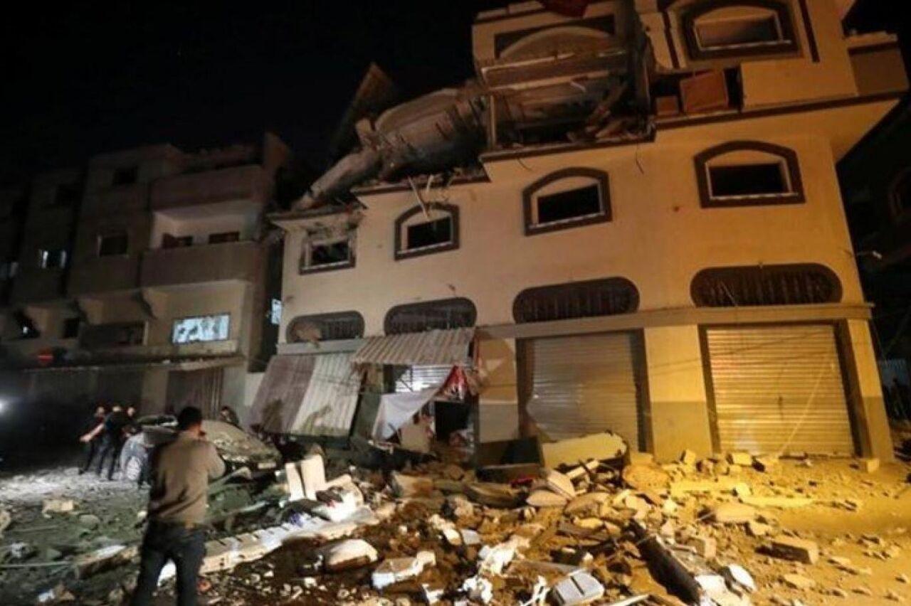 واکنشها به جان باختن اعضای جهاد اسلامی در حملات ارتش اسرائیل