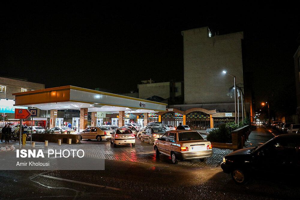 تکذیب شایعه تجمع و آتش زدن پمپبنزین در کشور