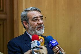 وزیر کشور: هر اعتراضی در بستر قانونی امکانپذیر است / امنیت و آرامش مردم برایمان یک اصل است
