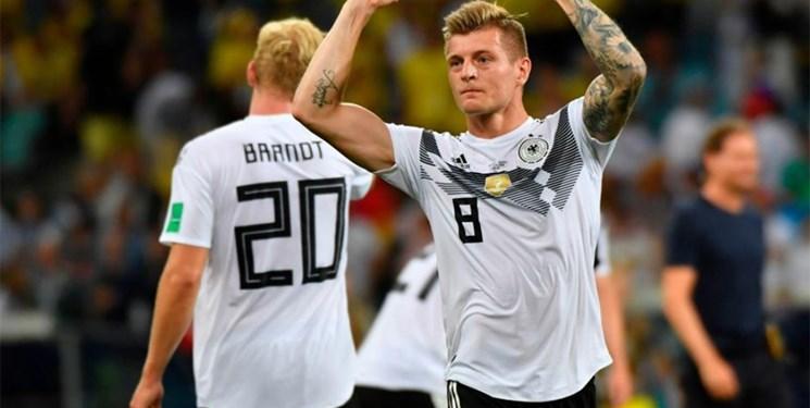 پیروزی پرگل آلمان و توقف هلند