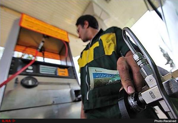 اعتراض به گرانی بنزین در شاهینشهر اصفهان