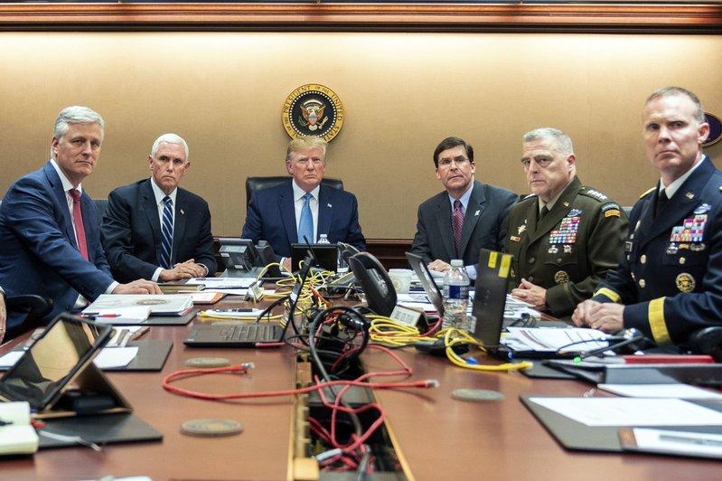 جزئیات از عملیات کماندوهای آمریکایی علیه رهبر داعش+عکس