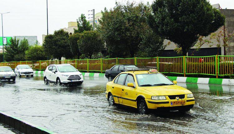سیل شیراز در کمین پایتخت| نقاط خطرپذیر تهران کدامند؟