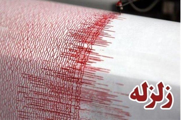 وقوع زمینلرزه ۴/۹ ریشتری در جزیره ابوموسی