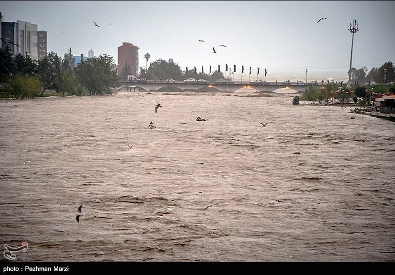 بارندگی در کشور ۳۰ درصد افزایش یافت