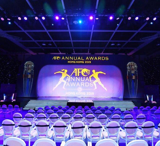 همه چیز درباره مراسم برترینهای سال ۲۰۱۹ آسیا؛ اکرم عفیف بهترین بازیکن آسیا شد