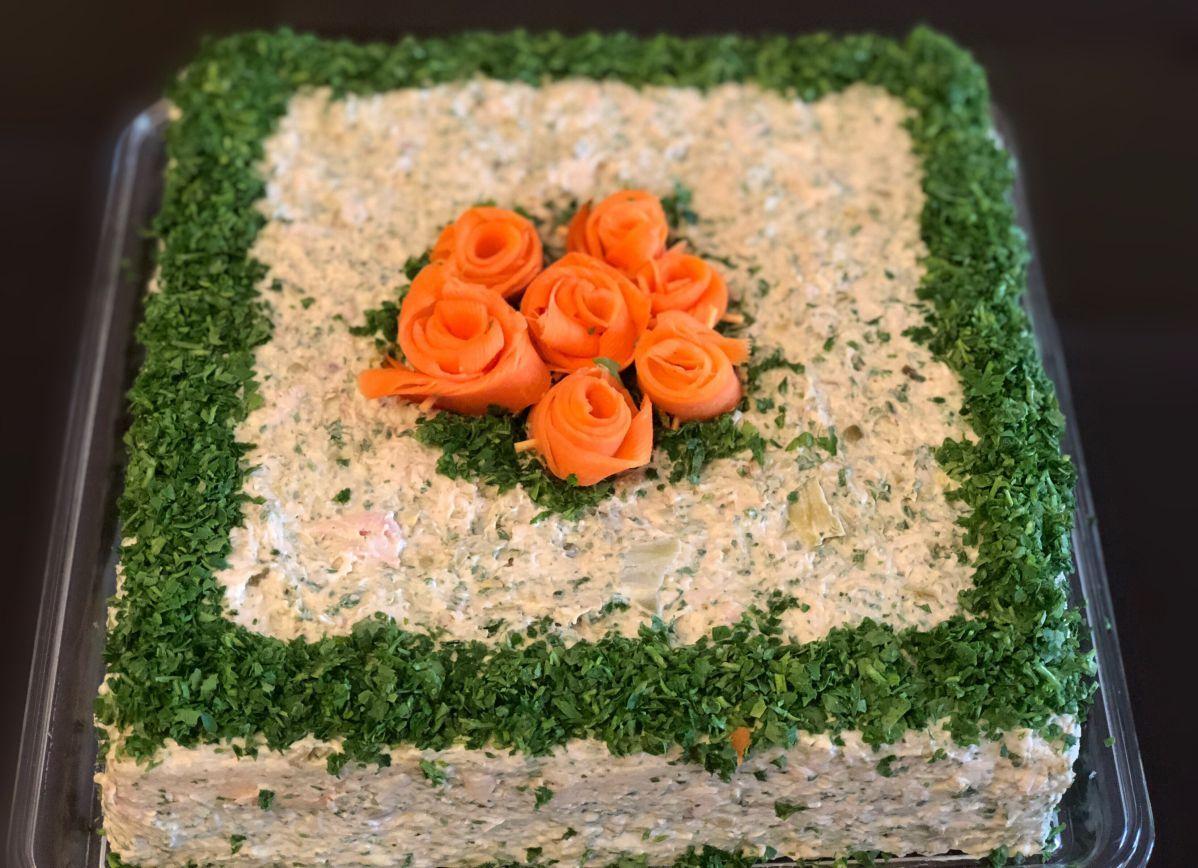 طرز تهیه و فوت و فنهای کیک مرغ