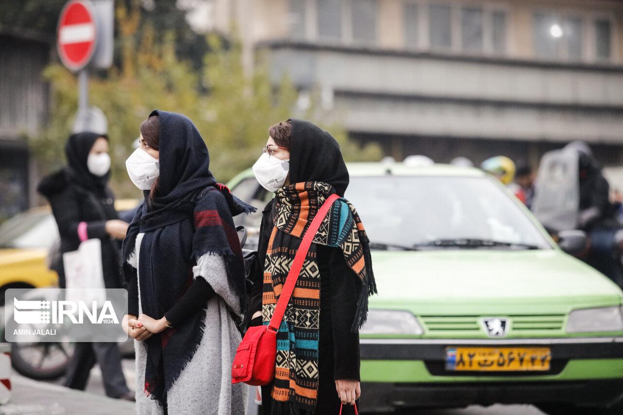 توضیح شهرداری درباره بوی نامطبوع تهران