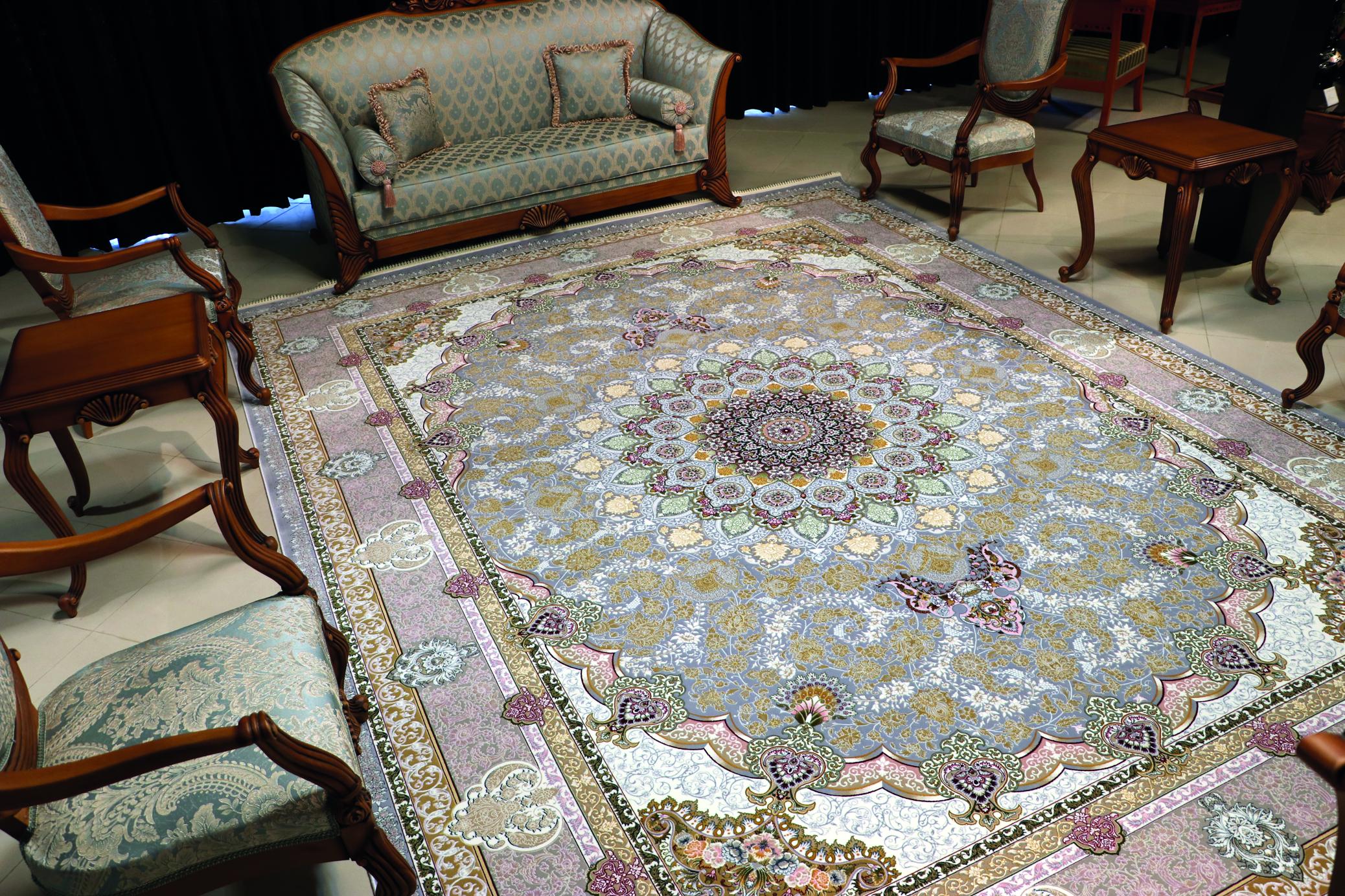 3 راه برای تشخیص بهترین فرش ماشینی در ایران + نکات مهم در هنگام خرید فرش