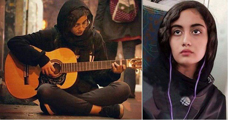 ماجرای مرگ دختر ۱۴ ساله در اعتراضات بنزینی+عکس