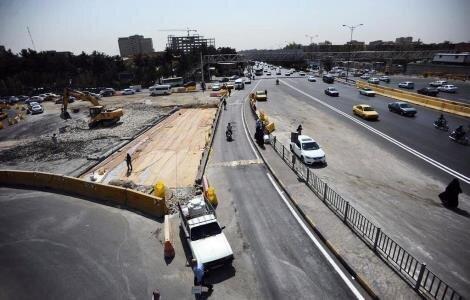 بازگشایی بخشی از پروژه گیشا تا پایان آذر