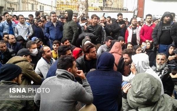 بازداشت ۳۶ دانشجو در اعتراضات بنزینی