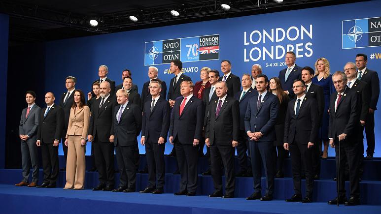 بیانیه رهبران ناتو در پایان نشست لندن