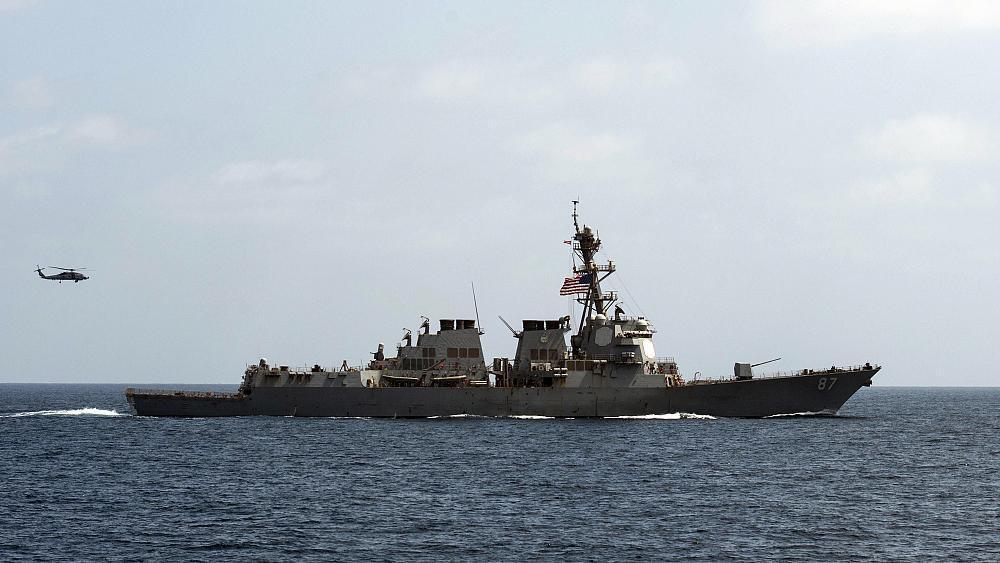 آمریکا: محموله بزرگ قطعات موشکهای کروز ایران را توقیف کردیم