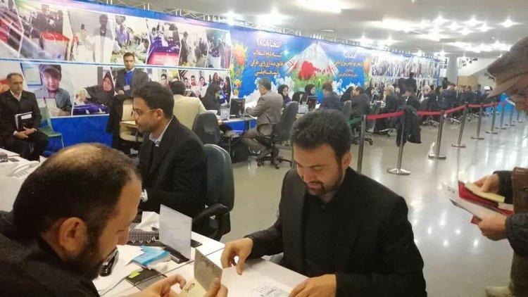 فرزند محسن رضایی هم نامزد انتخابات شد+عکس