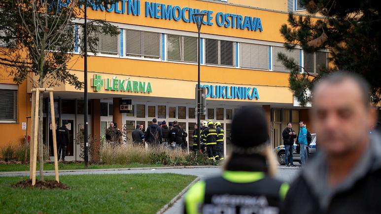 تیراندازی در یک بیمارستان در جمهوری چک /6 نفر کشته شدند