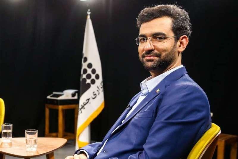 واکنش توئیتری وزیر ارتباطات به تحریم آمریکا: من به حمایت از دسترسی آزاد به اینترنت ادامه خواهم داد!