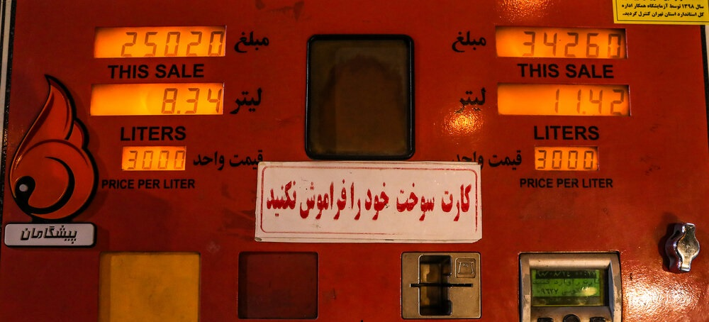 رمزگشایی از شلوغی جایگاههای بنزین/120 لیتر بنزین 1500 تومانی