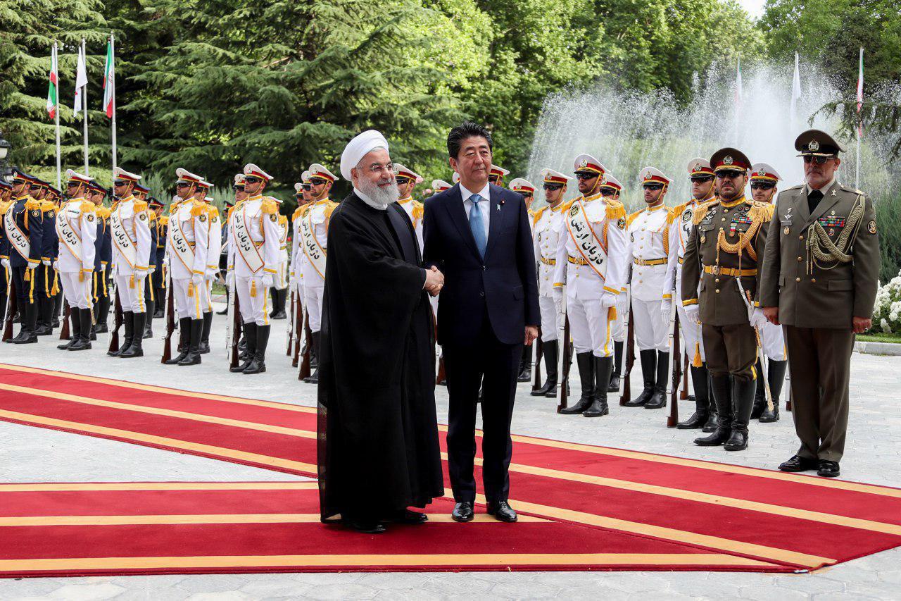 سفر مهم حسن روحانی به ژاپن؛ خبری در راه است؟