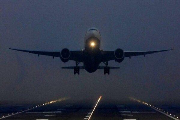 پروازهای مشهد تا اطلاع ثانوی لغو شد