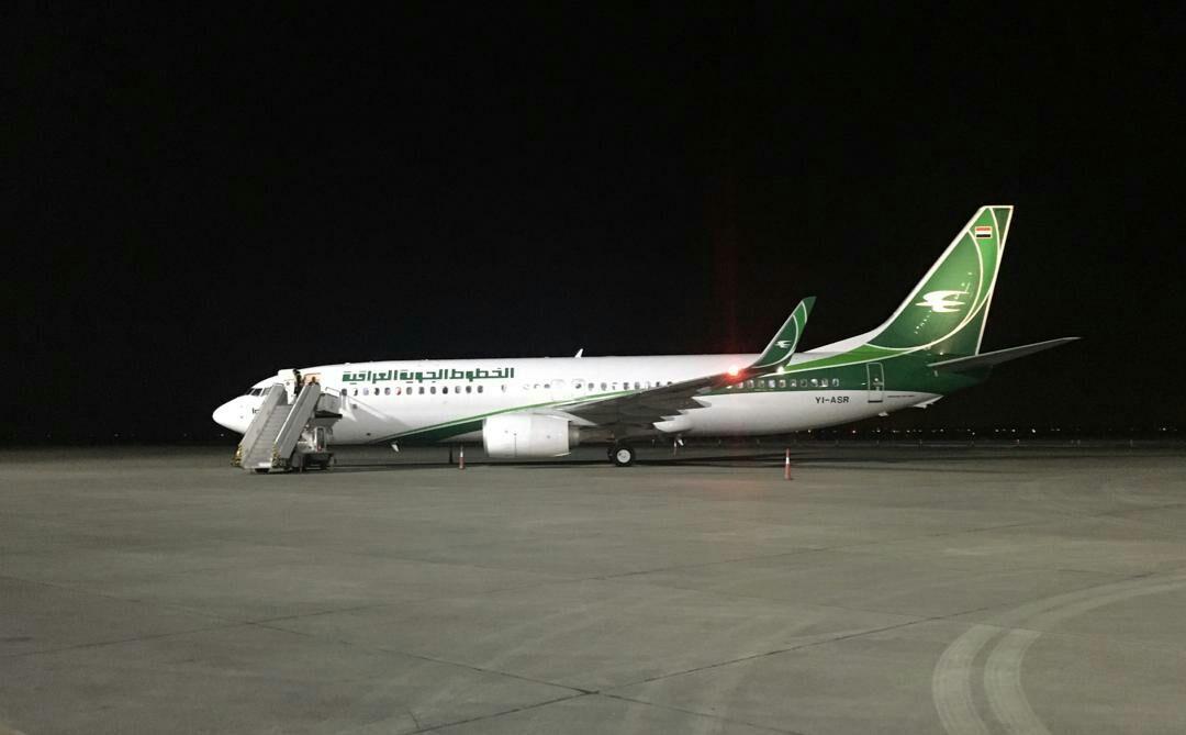 ۲ پرواز با مقصد مشهد در فرودگاه اصفهان فرود آمد