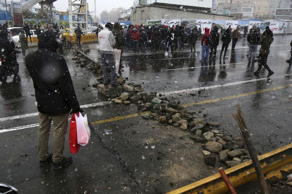 دستگیری 7 نفر اعتراضات اصفهان