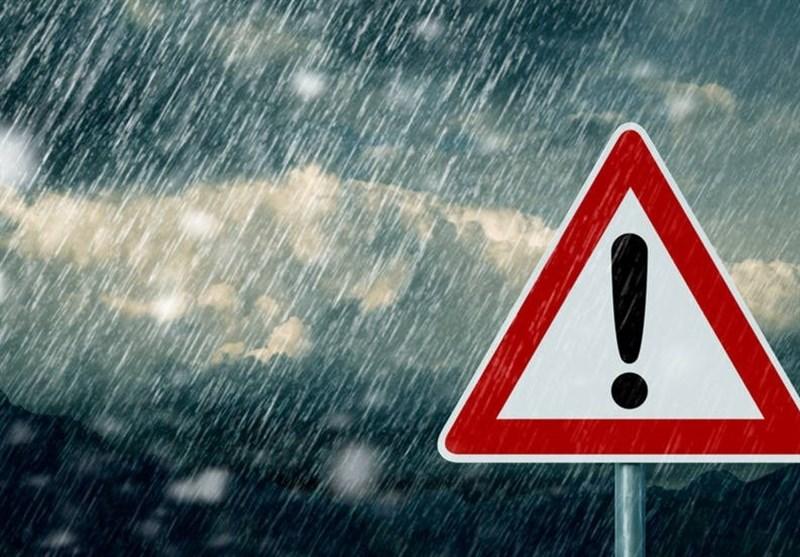 برف و باران ۲ روزه در ۱۱ استان