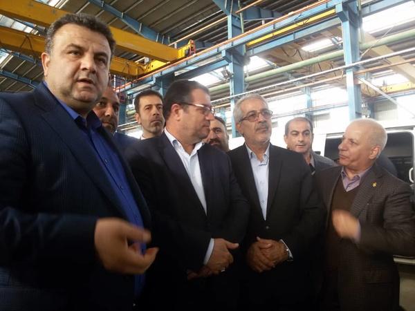 اشتغال مجدد 170 نیروی کار با احیای دوباره فولاد امیرآباد