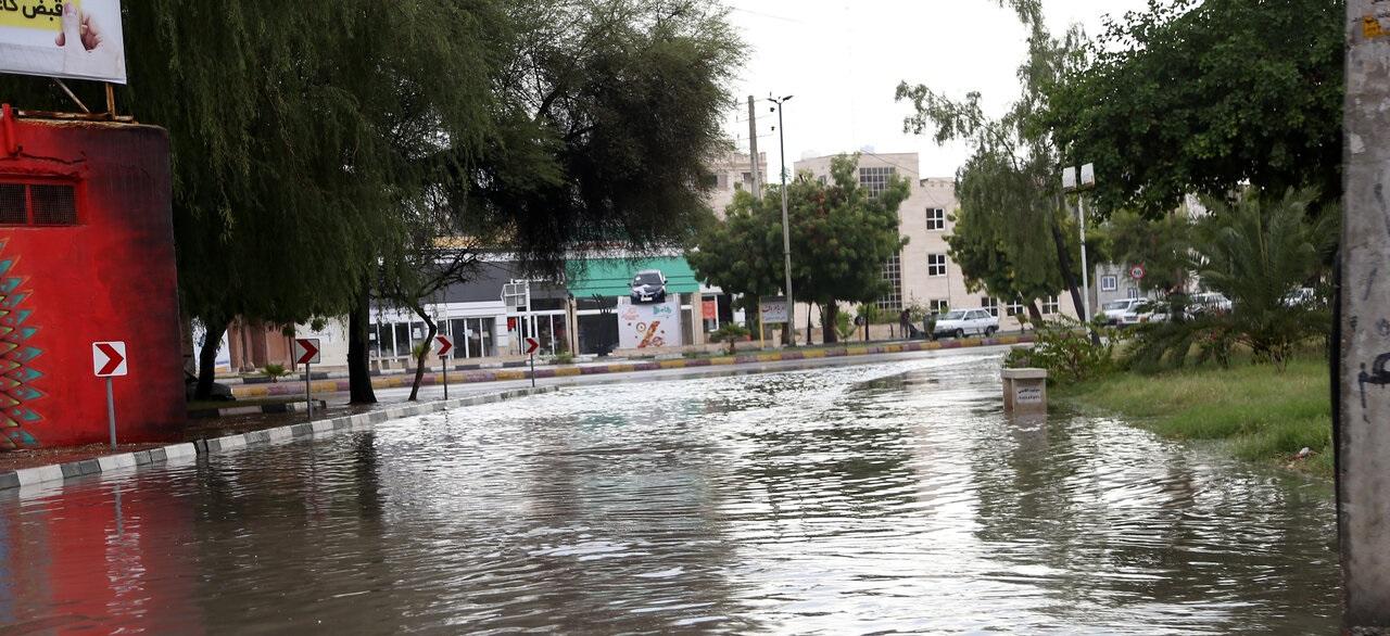 فردا بیشتر مناطق کشور بارانی میشود