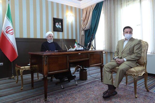 روحانی: مردم رعایت کنند تا این روزهای سخت را پشت سربگذاریم