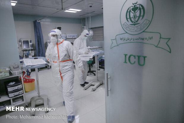 حدود 500 بیمار جدید مبتلا به کرونا در تهران