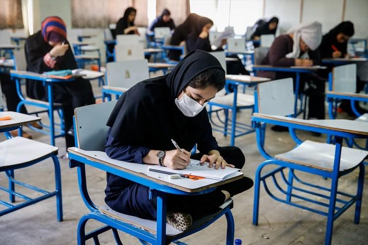 کنکور و امتحان نهایی دوره متوسطه «حضوری» برگزار میشود