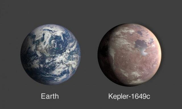 زمین احتمالی بعدی کشف شد!