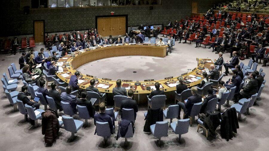 اختلاف در شورای امنیت؛ اصرار آمریکا برای استفاده از «ویروس چینی»