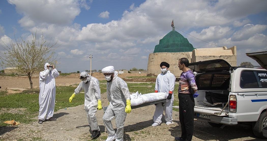 شمار قربانیان کرونا در ایران به ۲۲۳۴ نفر رسید| ۲۹۴۰۶ مبتلا و ۱۰۴۵۷ بهبودیافته