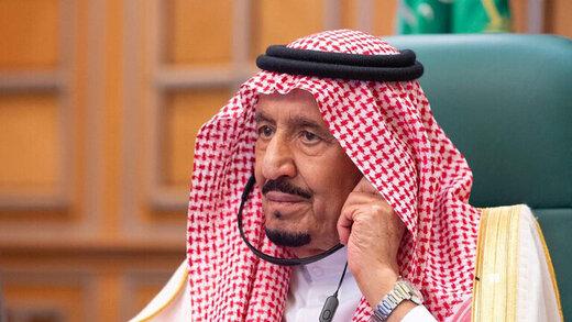 شاه سعودی برای امیرقطر دعوتنامه فرستاد