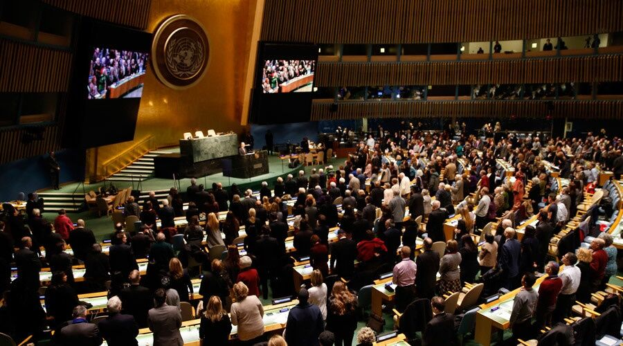 واکنش بعیدینژاد به شکست اقدام آمریکا در سازمان ملل علیه ایران