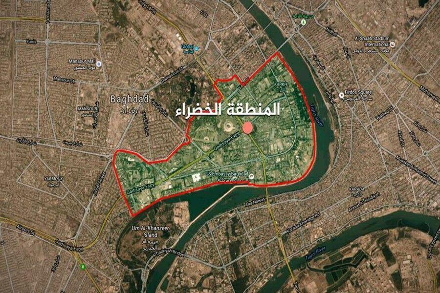 تشدید تدابیر امنیتی در منطقه «سبز» بغداد