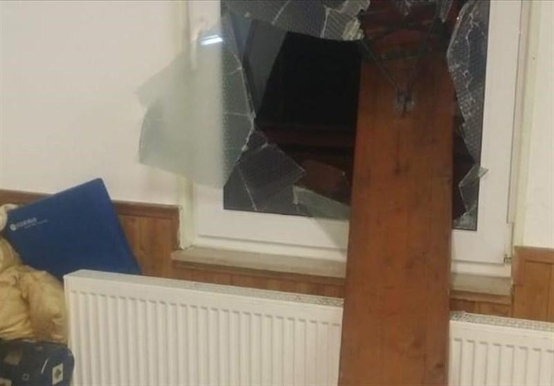 حمله افراد ناشناس به مسجدی در جنوب آلمان