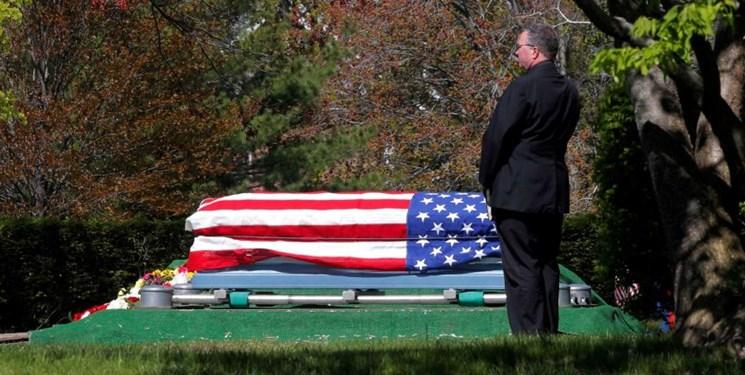 سیانان: قربانیان کرونا در آمریکا از 350 هزار نفر فراتر رفت
