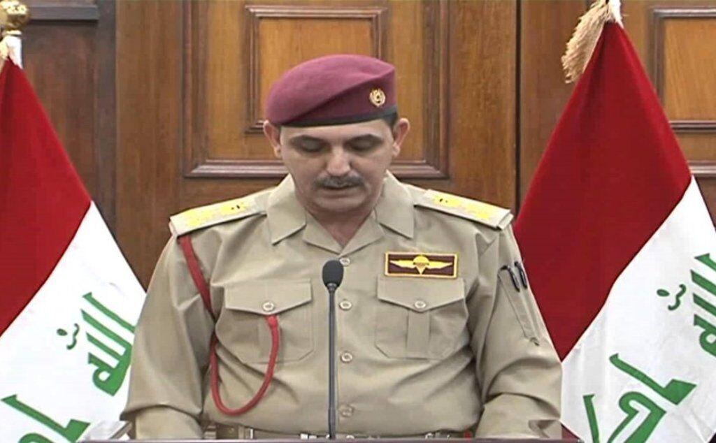 سخنگوی الکاظمی: نمیخواهیم عراق سکویی برای حمله به کشورهای همجوار باشد