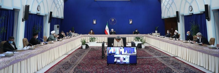 تصاویر| غیبت قالیباف در جلسه شورای عالی فضای مجازی