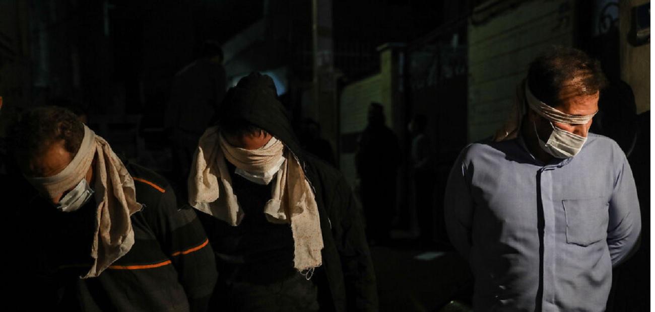 تصاویر  انهدام باند توزیع مواد مخدر و مالخر اموال مسروقه در یافت آباد