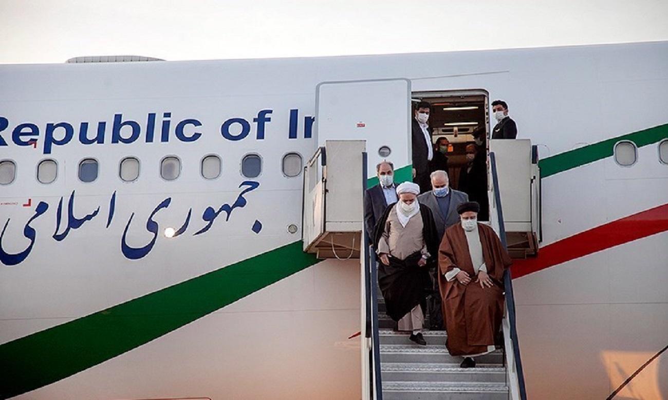 تصاویر| سفر رئیسی به کرمانشاه