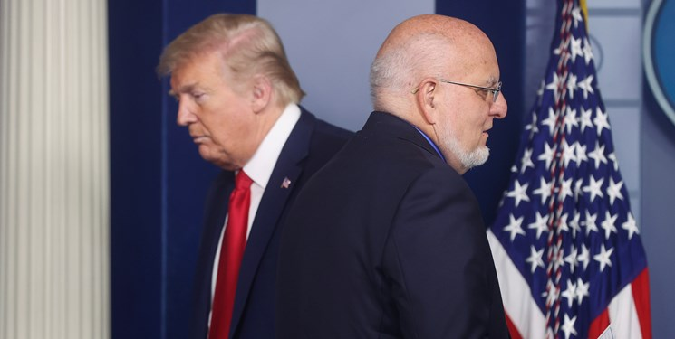 آکسیوس: ترامپ با همه نزدیکانش درباره نتیجه انتخابات مشاجره کرده است