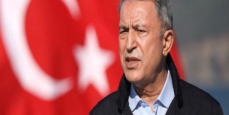 وزیر دفاع ترکیه: آخرین تروریست را خنثی خواهیم کرد