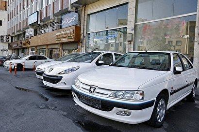 آخرین قیمتها در بازار خودرو /پژو پارس اتوماتیک ۳۱۰ میلیون تومان شد