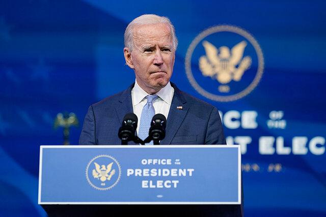 آمریکا، روسیه را برای شرکت در مراسم تحلیف بایدن دعوت کرد