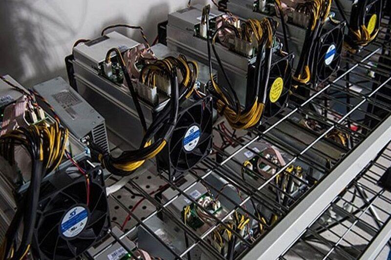 ۵۰۰ دستگاه استخراج ارز کشف شد